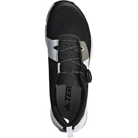adidas TERREX Two Boa Shoes Men Core Black/Grey Four/Ftwr White